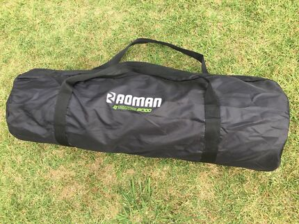 Roman 4WD self-inflating mat
