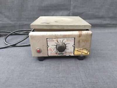 Thermolyne Hot Plate Model Hp-a1915b Type 1900 Tested Working