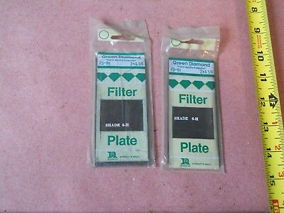 Filter Plates Anchor FS-1H-10 plate 50 pack 2 x 4 1//4