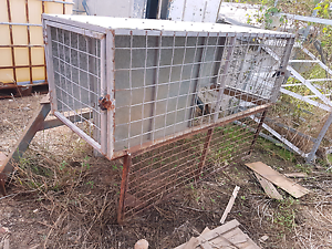 Dog cage for ute Wulguru Townsville City Preview