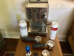 Rancilio Silvia 8 Cups Espresso Machine  V4