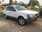 2005 Ford Territory Wagon Werribee Wyndham Area Preview