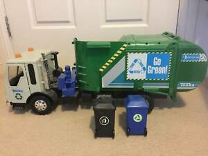 Tonka Go Green Large Garbage Truck Epping Ryde Area Preview