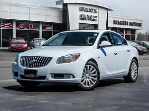 2011 Buick Regal CXL..ONE OWNER..LOCAL TRADE..