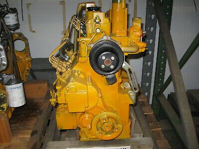 Perkins 104-22 Iopu Diesel Engine