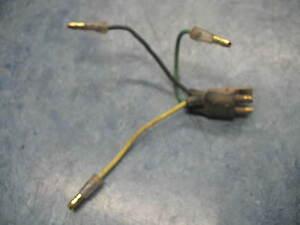 headlight wiring harness a 1972 yamaha rt1 360 rt 1 72 ebay