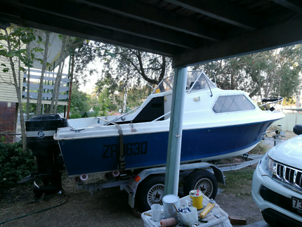 Half Cabin Boats For Sale Boats Amp Jet Skis Gumtree