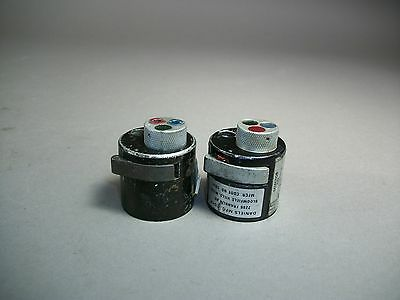 Lot Of 2 Daniels Dmc Turret Head Positioner N39 N10