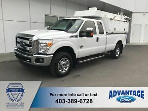 2014 Ford F-250 XLT Low kms - Topper