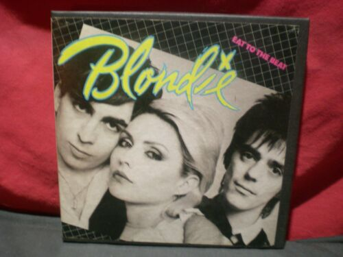 Blondie -- Eat To The Beat  --  Reel To Reel Tape  Guaranteed  Sounds Great
