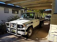 1988 Toyota LandCruiser Tray Back Muswellbrook Muswellbrook Area Preview