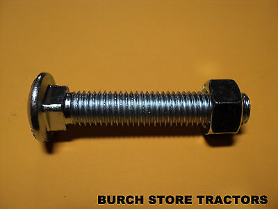 New Farmall Left Back Rear Wheel Weight Mounting Bolt 140 130 Super A 100 A