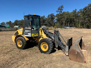 New Holland W80  Loader/Tool Carrier Londonderry Penrith Area Preview