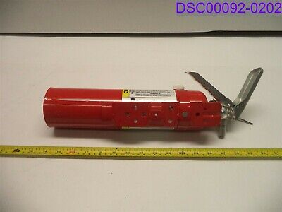 Amerex 2-12 Lb Fire Extinguisher With Mounting Plate Hand Portable Un-1044