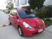 Honda Jazz Gli Manual 2005 low kms - 129 000 log book service his Sippy Downs Maroochydore Area Preview