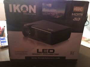 Projecteur Ikon LED 3D HDMI