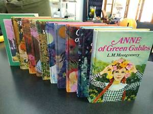 Anne of Green Gables. L.M.Montgomery FULL SET sold pending pickup