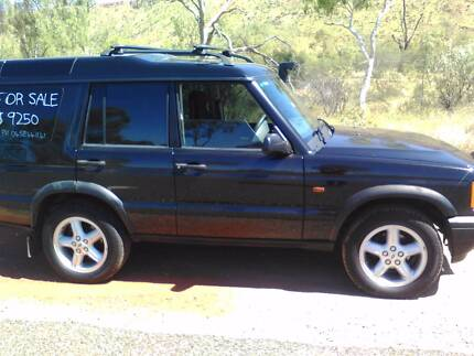 2001 Land Rover Discovery Wagon