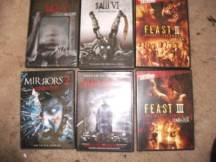 horror movies Scoresby Knox Area Preview