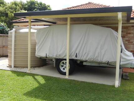 JAYCO FINCH OUTBACK 2008 Lawnton Pine Rivers Area Preview