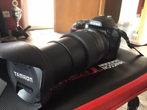nikon d3400 + Tamron 16-300mm Objektiv