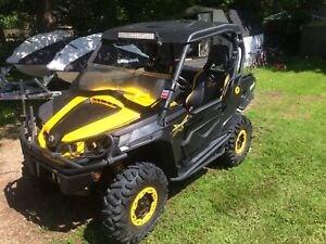 2011 can am Commander X 1000