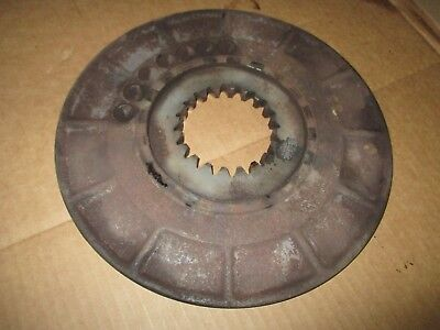 Minneapolis Moline U Utu Clutch Floating Plate Ut9019