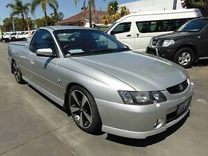 2004 Holden by Design SS Utility Automatic Log Books... Maddington Gosnells Area Preview