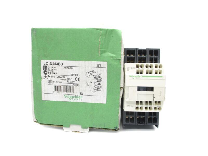 SCHNEIDER ELECTRIC LC1D253BD 24VDC NSMP