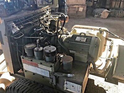 Electric Air Compressor 3500 Psi 15 Cfm 4mb-1 65898 4310010319306