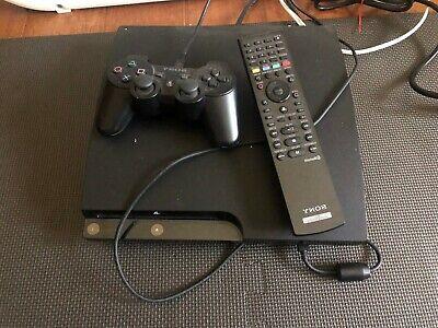 Sony PlayStation 3 Slim Console W/ Controller CECH-2501A 160GB