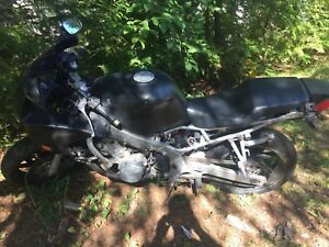 96 Honda CBR600 F3 whole bike or parts