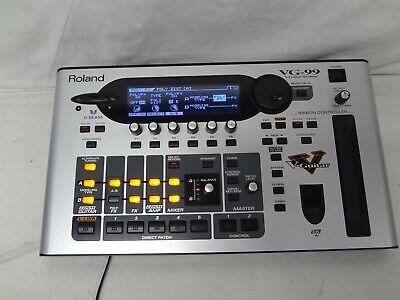 Roland VG-99 V-Guitar System COSM Guitar Modeling Effects Processor VG99