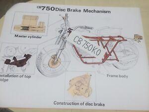 Honda CB750KO Vintage Classic parts
