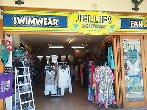 JELLIES BOUTIQUE FASHION AND SWIMWEAR SOUTH WEST ROCKS East Kempsey Kempsey Area Preview