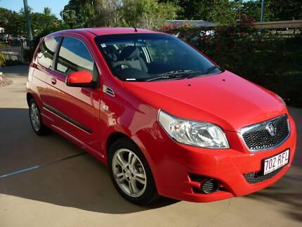 2010 Three Door, Five Speed Manual, Holden Barina Hatchback TK - Railway Estate Townsville City Preview