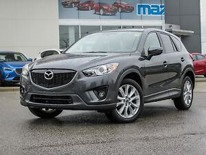 2015 Mazda CX-5 GT, LEATHER, NAVI