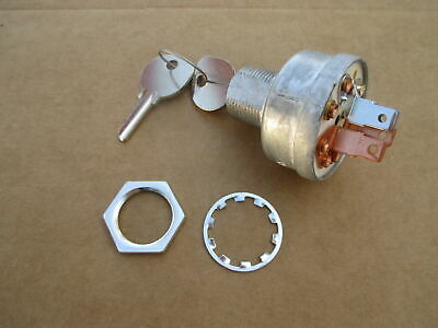 Ignition Switch For Ih International 574 674 715 Combine 786 886 986 Hydro 186