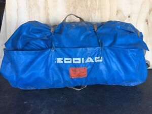 Zodiac Mk II inflatable boat with 25HP Yamaha Outboard Engine