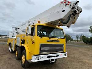 International Acco 1950C 8x4 Elevated Work Platform Truck Inverell Inverell Area Preview