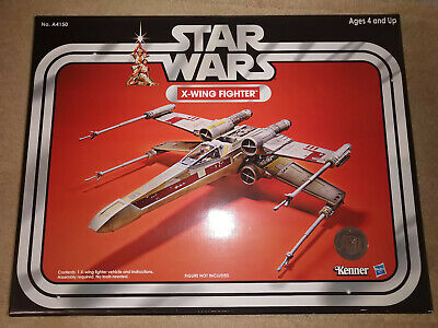 Star Wars Kenner Hasbro Toys R US X-Wing Fighter Unopened No. A4150