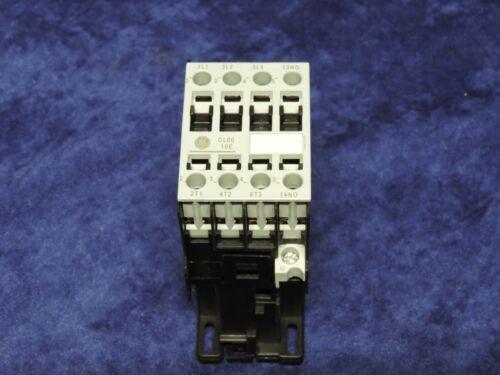 GE GENERAL ELECTRIC CL00D310T CL00 10E CONTACTOR 24VDC COIL