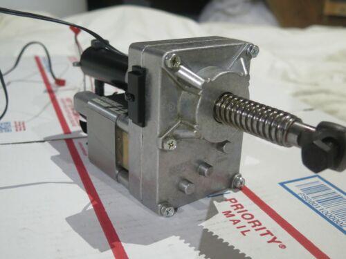 Treadmill Incline Motor 231224 PH-33R  PUSH-33R 900 LBS see compat models inside