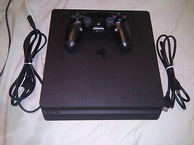 Sony PlayStation 4 Slim 1TB Console - Jet Black CUH-2215B