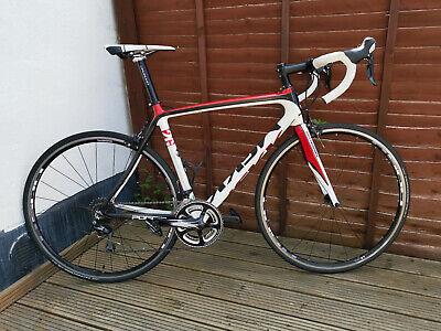 Road carbon bike, Mekk, medium size, 2x10 speed, Shimano 105
