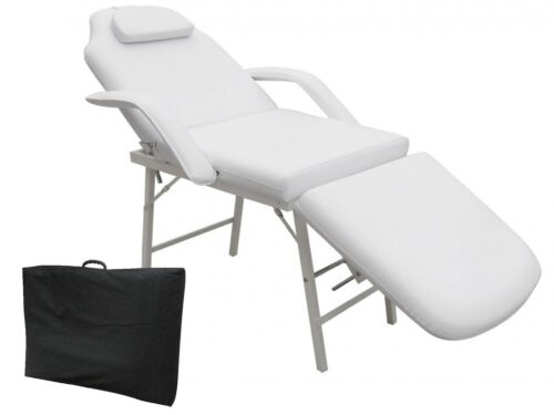 73 massage table with carry case folding