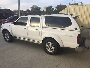 2011 Nissan Navara D22 Beaconsfield Fremantle Area Preview