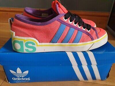 Adidas Nizza Low Trainers Size 7
