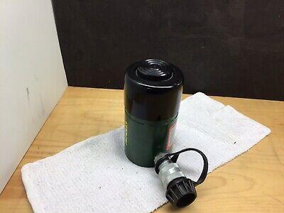 Simplex 25 Ton 2 Stroke Hydraulic Cylinder R252 Rc252 Ram Usa Made
