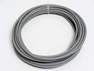 Automotive Wire 10 Awg High Temperature Gxl Wire Grey 25 Ft Made In U.s.a